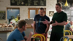 Kyle Canning, Toadie Rebecchi, Gary Canning in Neighbours Episode 8273