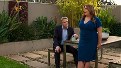 Paul Robinson, Terese Willis in Neighbours Episode 8273