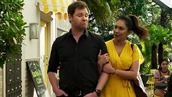Shane Rebecchi, Dipi Rebecchi in Neighbours Episode 8273
