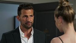 Pierce Greyson, Chloe Brennan in Neighbours Episode 8273