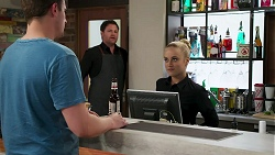 Kyle Canning, Shane Rebecchi, Roxy Willis in Neighbours Episode 8273