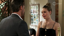 Pierce Greyson, Chloe Brennan in Neighbours Episode 8274