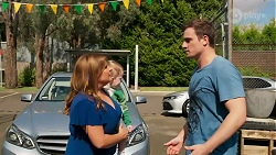 Terese Willis, Hugo Somers, Kyle Canning in Neighbours Episode 8275