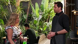 Sheila Canning, Shane Rebecchi in Neighbours Episode 8275