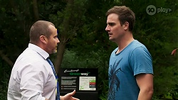Toadie Rebecchi, Kyle Canning in Neighbours Episode 8275