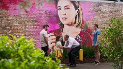 Ned Willis, Sonya Rebecchi, Nell Rebecchi, Toadie Rebecchi, Kyle Canning in Neighbours Episode 8275