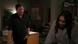 Shane Rebecchi, Dipi Rebecchi in Neighbours Episode 8276