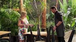 Sheila Canning, Shane Rebecchi in Neighbours Episode 8276