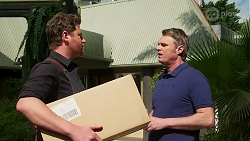Shane Rebecchi, Gary Canning in Neighbours Episode 8276