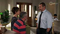 Susan Kennedy, Karl Kennedy, Toadie Rebecchi in Neighbours Episode 8277