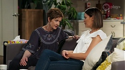 Susan Kennedy, Elly Conway in Neighbours Episode 8277