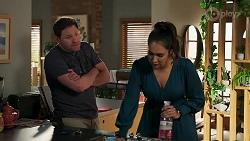 Shane Rebecchi, Dipi Rebecchi in Neighbours Episode 8277