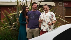 Dipi Rebecchi, Shane Rebecchi, Toadie Rebecchi in Neighbours Episode 8277