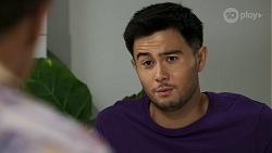 David Tanaka in Neighbours Episode 8277
