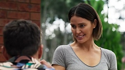 Aaron Brennan, Elly Conway in Neighbours Episode 8278