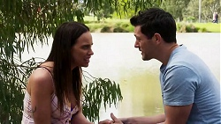 Bea Nilsson, Finn Kelly in Neighbours Episode 8279