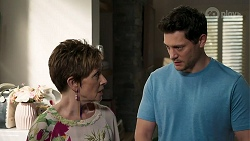 Susan Kennedy, Finn Kelly in Neighbours Episode 8279