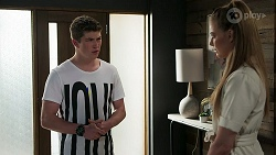 Hendrix Greyson, Chloe Brennan in Neighbours Episode 8280