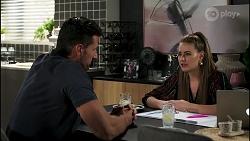 Pierce Greyson, Chloe Brennan in Neighbours Episode 8281