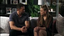 Pierce Greyson, Chloe Brennan in Neighbours Episode 8282