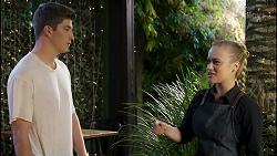 Hendrix Greyson, Roxy Willis in Neighbours Episode 8282