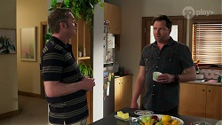 Gary Canning, Shane Rebecchi in Neighbours Episode 8283