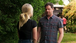 Roxy Willis, Shane Rebecchi in Neighbours Episode 8283