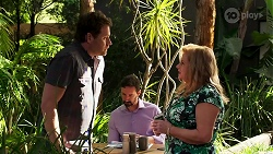 Shane Rebecchi, Sheila Canning in Neighbours Episode 8283