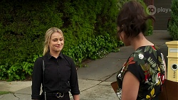 Roxy Willis, Dipi Rebecchi in Neighbours Episode 8283