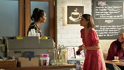 Dipi Rebecchi, Elly Conway in Neighbours Episode 8283