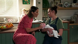 Elly Conway, Aster Conway, Bea Nilsson in Neighbours Episode 8284
