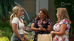 Roxy Willis, Terese Willis, Sheila Canning in Neighbours Episode 8285