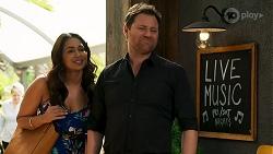 Dipi Rebecchi, Shane Rebecchi in Neighbours Episode 8285