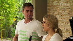 Kyle Canning, Roxy Willis in Neighbours Episode 8285