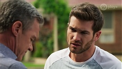 Paul Robinson, Ned Willis in Neighbours Episode 8285