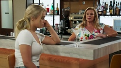 Roxy Willis, Sheila Canning in Neighbours Episode 8285
