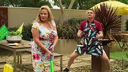 Sheila Canning, Gary Canning in Neighbours Episode 8285