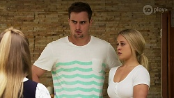 Harlow Robinson, Kyle Canning, Roxy Willis in Neighbours Episode 8286
