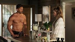 Pierce Greyson, Chloe Brennan in Neighbours Episode 8286