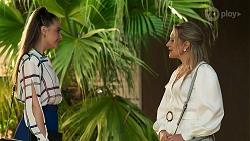 Chloe Brennan, Lisa Rowsthorn in Neighbours Episode 8286
