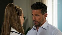 Chloe Brennan, Pierce Greyson in Neighbours Episode 8286