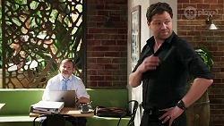 Toadie Rebecchi, Shane Rebecchi in Neighbours Episode 8286