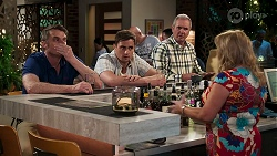 Gary Canning, Kyle Canning, Karl Kennedy, Sheila Canning in Neighbours Episode 8288
