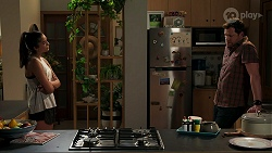 Yashvi Rebecchi, Shane Rebecchi in Neighbours Episode 8288