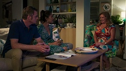 Gary Canning, Dipi Rebecchi, Sheila Canning in Neighbours Episode 8288
