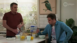 Gary Canning, Kyle Canning in Neighbours Episode 8288