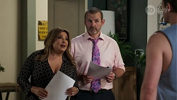Terese Willis, Toadie Rebecchi, Kyle Canning in Neighbours Episode 8289