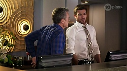 Paul Robinson, Ned Willis in Neighbours Episode 8290