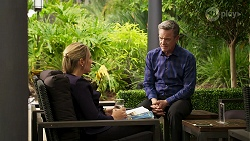 Lisa Rowsthorn, Paul Robinson in Neighbours Episode 8291