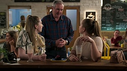 Mackenzie Hargreaves, Karl Kennedy, Harlow Robinson in Neighbours Episode 8291